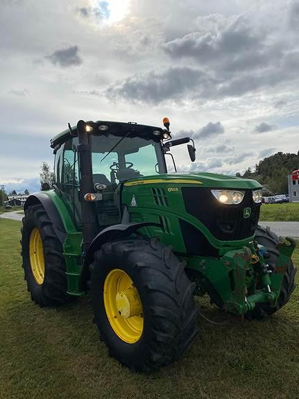 John Deere 6150R, Traktorer, Landbruk