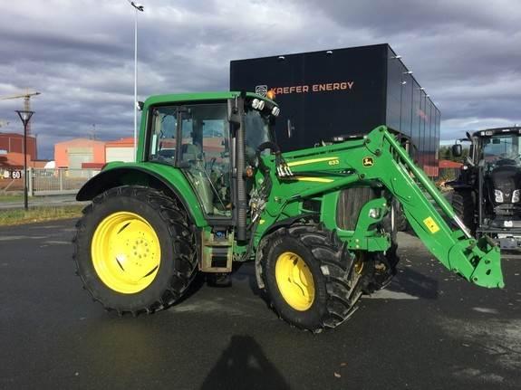 John Deere 6230 PREMIUM, Traktorer, Landbruk