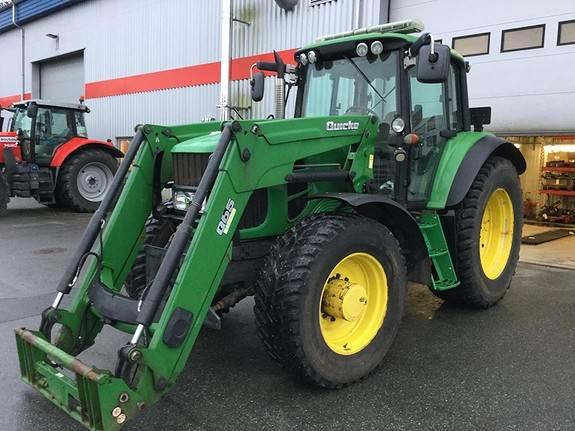 John Deere 6630 premium, Traktorer, Landbruk