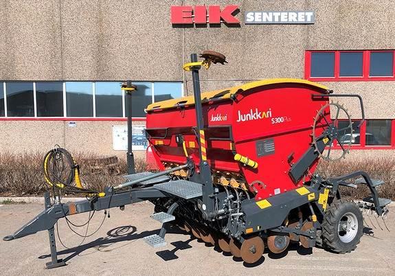 Junkkari S300 Plus, Kunstgjødselspreder, Landbruk