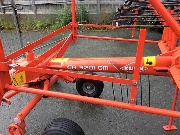 Kuhn GA 3201 GM, Svanser, Landbruk