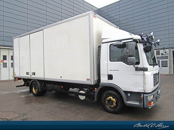 MAN TGL.12.240, Skapbiler, Transport