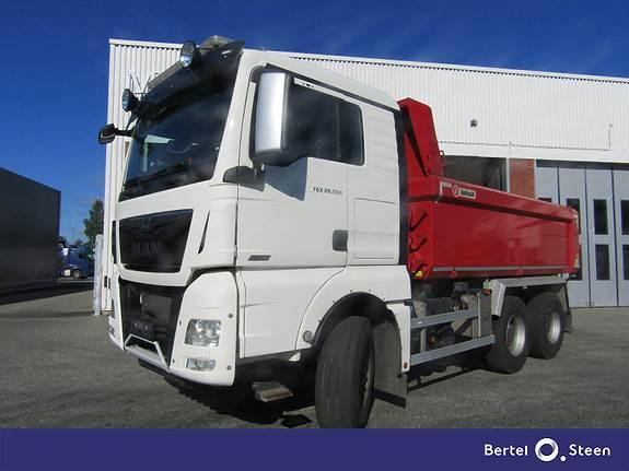 MAN TGX 26560, Tippbil, Transport