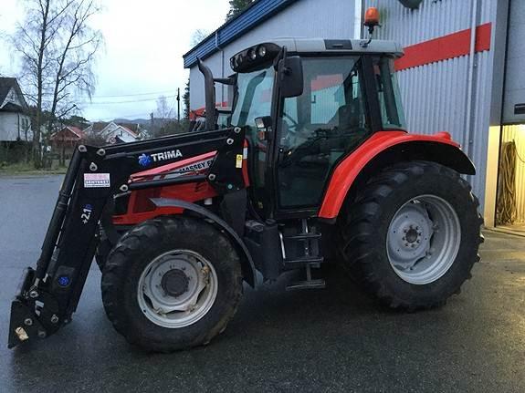 Massey Ferguson 5445 st dyna 4, Traktorer, Landbruk