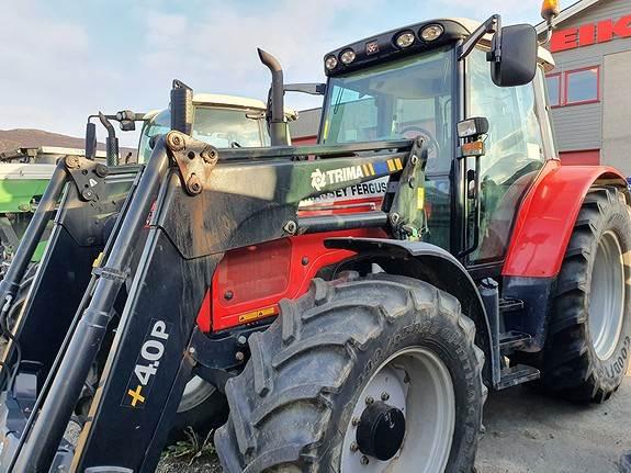 Massey Ferguson 5470 Dyna4, Traktorer, Landbruk