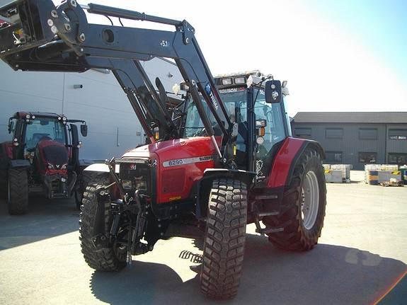 Massey Ferguson 6290, Traktorer, Landbruk