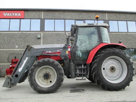 Massey Ferguson 6470, Traktorer, Landbruk
