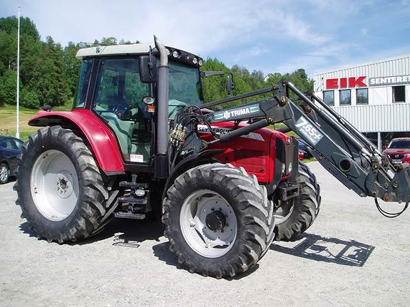 Massey Ferguson 6470-4, Traktorer, Landbruk