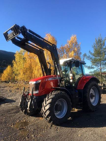 Massey Ferguson 7624 D-VT Exclusive