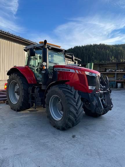 Massey Ferguson 7726 Dyna VT, Traktorer, Landbruk