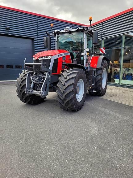 Massey Ferguson 8S 205 DYNA E-POWER, Traktorer, Landbruk