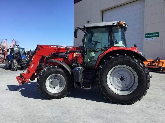 Massey Ferguson MF 6616, Traktorer, Landbruk