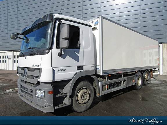 Mercedes-Benz 2532L/45 6X2M, Skapbiler, Transport