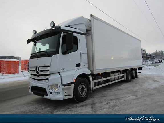 Mercedes-Benz 2551L ANTOS, Skapbiler, Transport