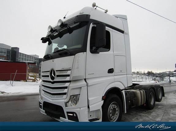 Mercedes-Benz 2651L/32 6x2 Hydraulikk girkasse, Trekkvogner, Transport