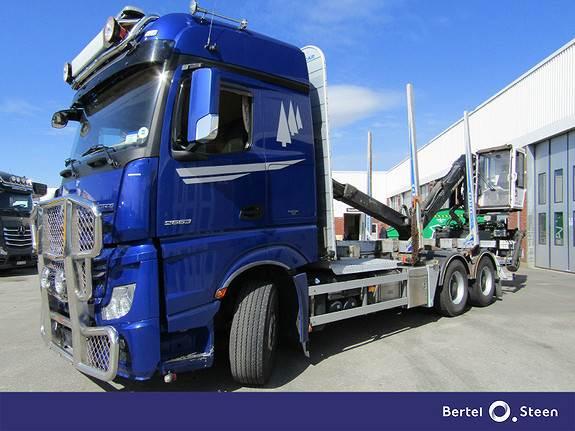 Mercedes-Benz 2663L/45 Alucar, Andre lastebiler, Transport