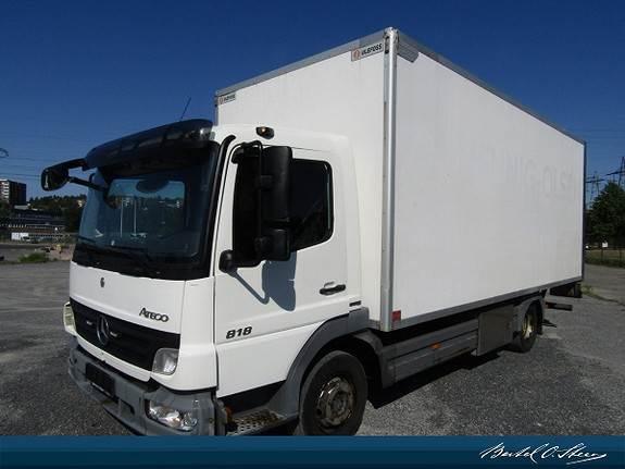 Mercedes-Benz 818L/42AT7,5, Skapbiler, Transport