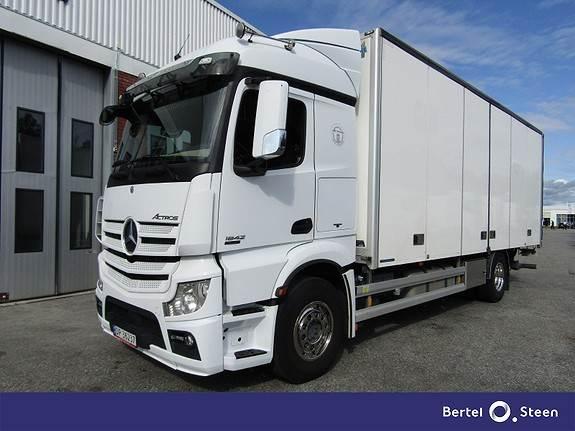 Mercedes-Benz ACTROS, Skapbiler, Transport