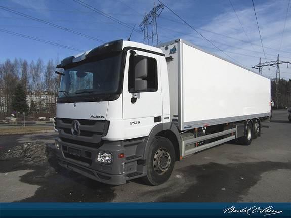 Mercedes-Benz ACTROS 2536L/63 6X2, Skapbiler, Transport