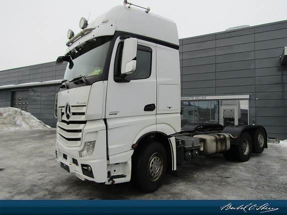 Mercedes-Benz ACTROS 2551L/42, Containerbil, Transport