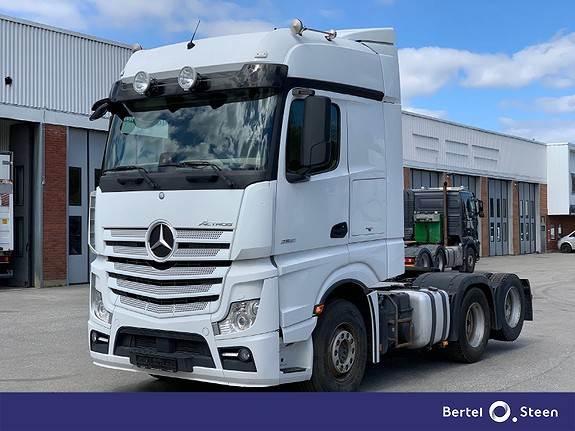 Mercedes-Benz ACTROS 2551l/32 DNA med hydraulikk, Trekkvogner, Transport