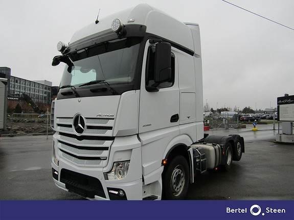 Mercedes-Benz ACTROS 2551L/32 6x2, Trekkvogner, Transport