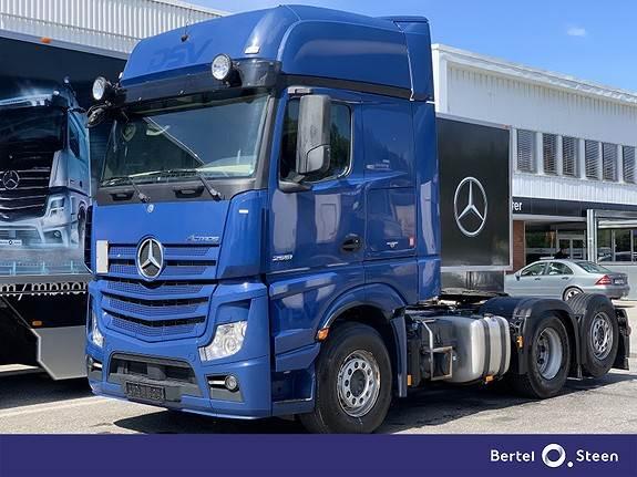 Mercedes-Benz ACTROS 2551L/34 Euro 6, Trekkvogner, Transport