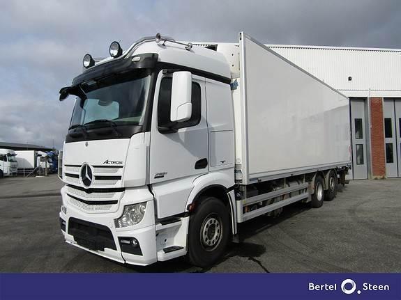 Mercedes-Benz ACTROS 2551L, Skapbiler, Transport