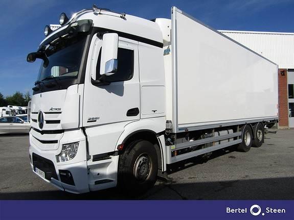 Mercedes-Benz ACTROS 2551L/, Skapbiler, Transport