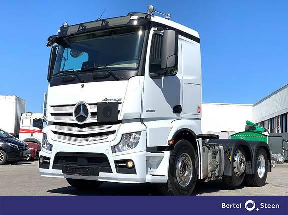 Mercedes-Benz Actros 2553L/44 6x2/4, Trekkvogner, Transport