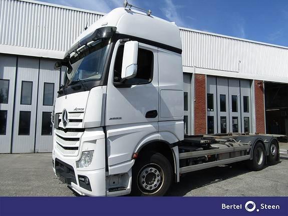 Mercedes-Benz ACTROS 2553L49, Containerbil, Transport