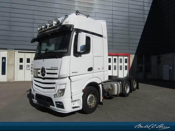 Mercedes-Benz ACTROS 2563L/35 6x2, Trekkvogner, Transport