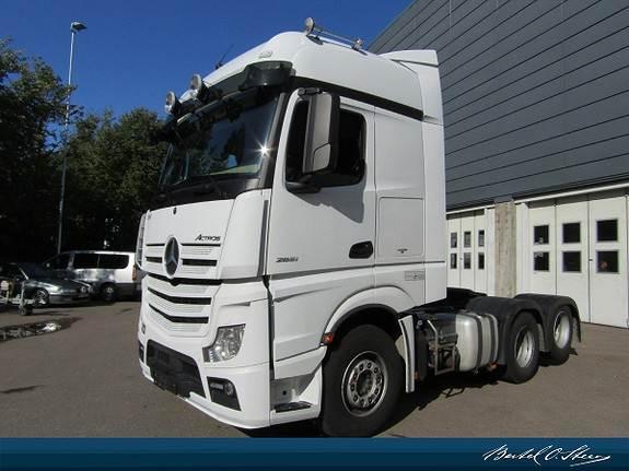 Mercedes-Benz ACTROS 2651 dna 6x2, Trekkvogner, Transport