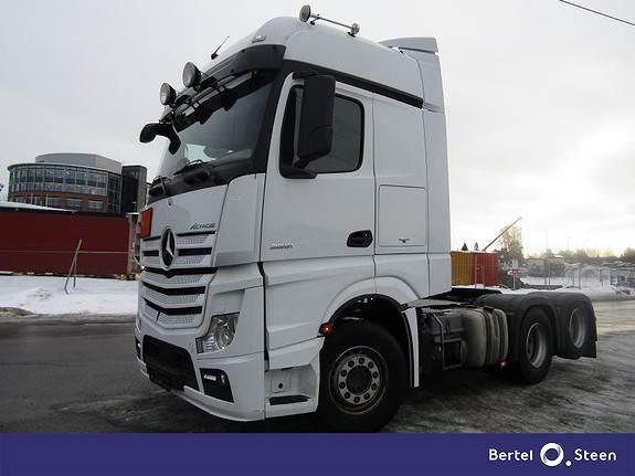 Mercedes-Benz ACTROS 2651 DNA Tvillingboggi, Trekkvogner, Transport