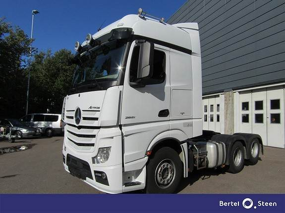 Mercedes-Benz ACTROS 2651 dna 6x2, Trekkvogner, Transport