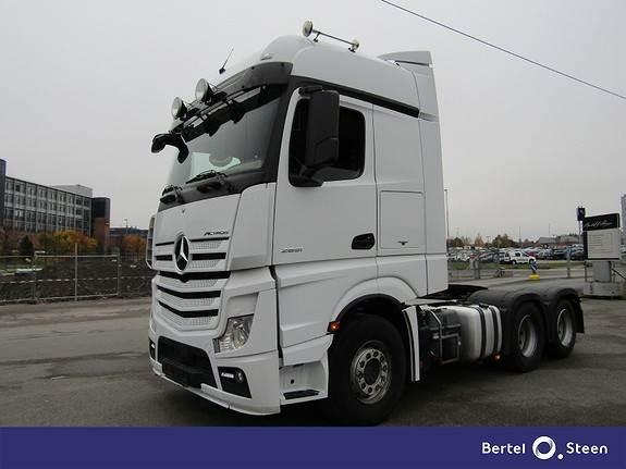 Mercedes-Benz ACTROS 2651L/32 DNA, Trekkvogner, Transport