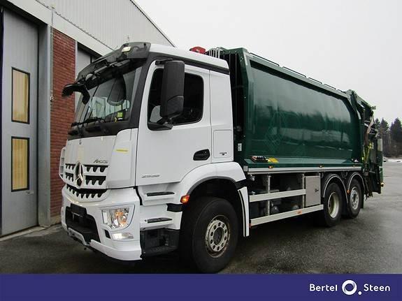 Mercedes-Benz AROCS 2536L/39 6x2, Andre lastebiler, Transport