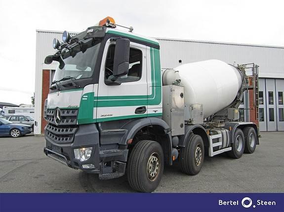 Mercedes-Benz AROCS 3245B, Andre lastebiler, Transport