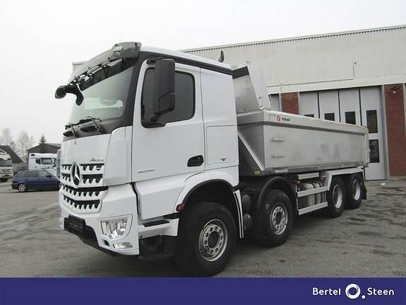 Mercedes-Benz AROCS 3258 LK, Tippbil, Transport