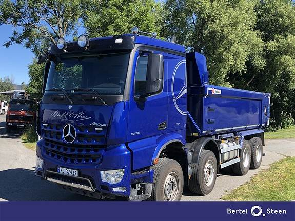 Mercedes-Benz AROCS 3258K, Tippbil, Transport