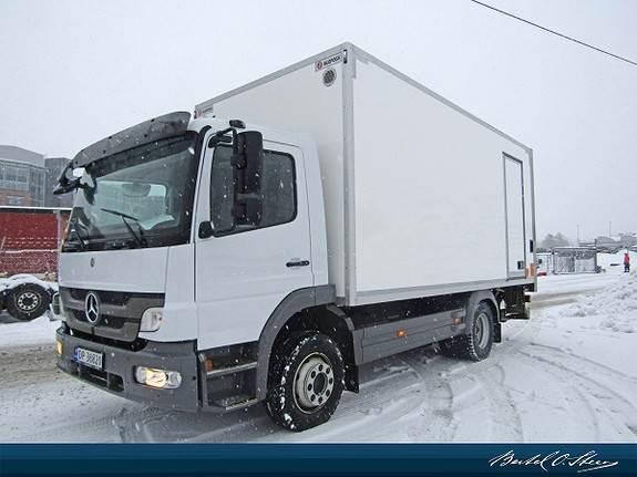 Mercedes-Benz ATEGO 1224L/36AT, Skapbiler, Transport