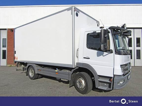 Mercedes-Benz ATEGO 1224L/36, Skapbiler, Transport