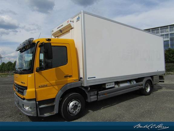 Mercedes-Benz Atego 1324L/48AT Thermoking CO2, Skapbiler, Transport