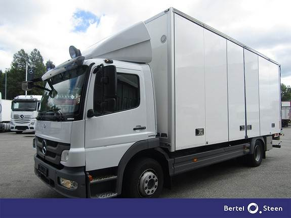Mercedes-Benz ATEGO 1524L/48 Sideåpning, Skapbiler, Transport