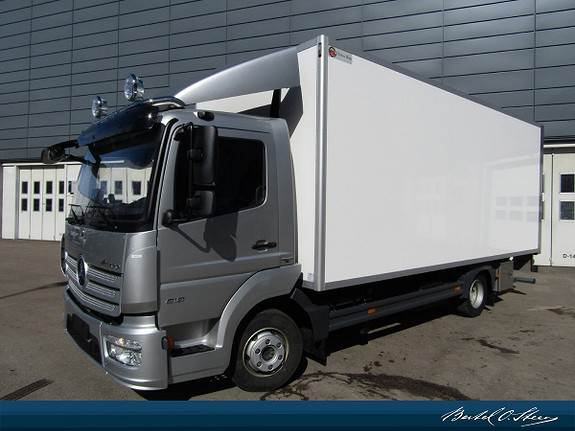 Mercedes-Benz ATEGO 818, Skapbiler, Transport
