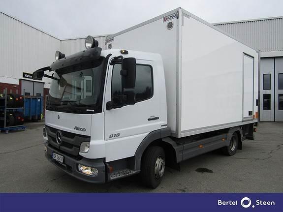 Mercedes-Benz ATEGO 818L/33, Skapbiler, Transport