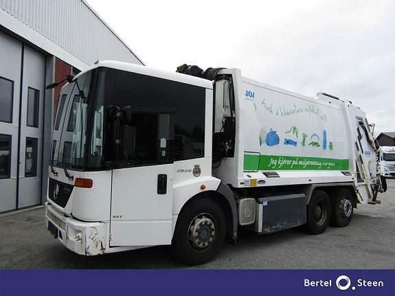 Mercedes-Benz ECONIC, Andre lastebiler, Transport