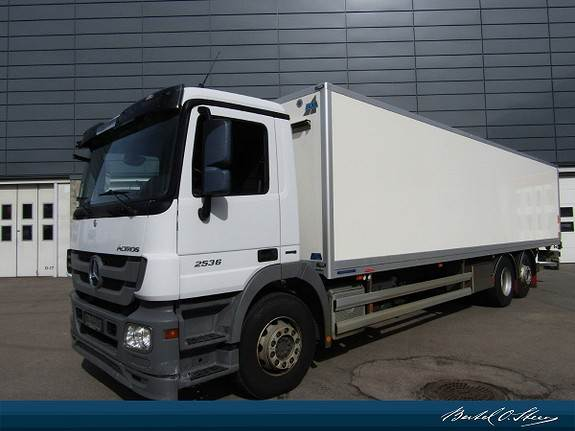 Mercedes-Benz MERCEDES 2536L/63 24 paller, Containerbil, Transport