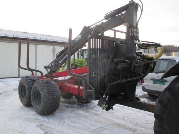 Moheda 135-4WD, Annet, Skogsmaskiner