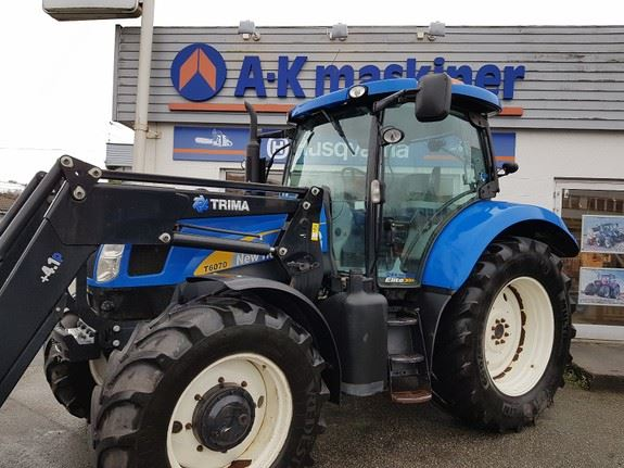 New Holland 6070
